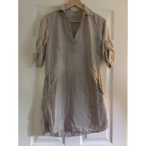 Cloth and Stone Shirtdress for Anthropologie